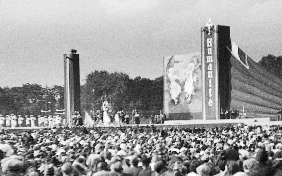 La Fête de l'Humanité – 1938