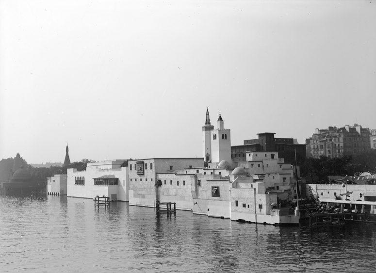 Le Pavillon de la Tunisie