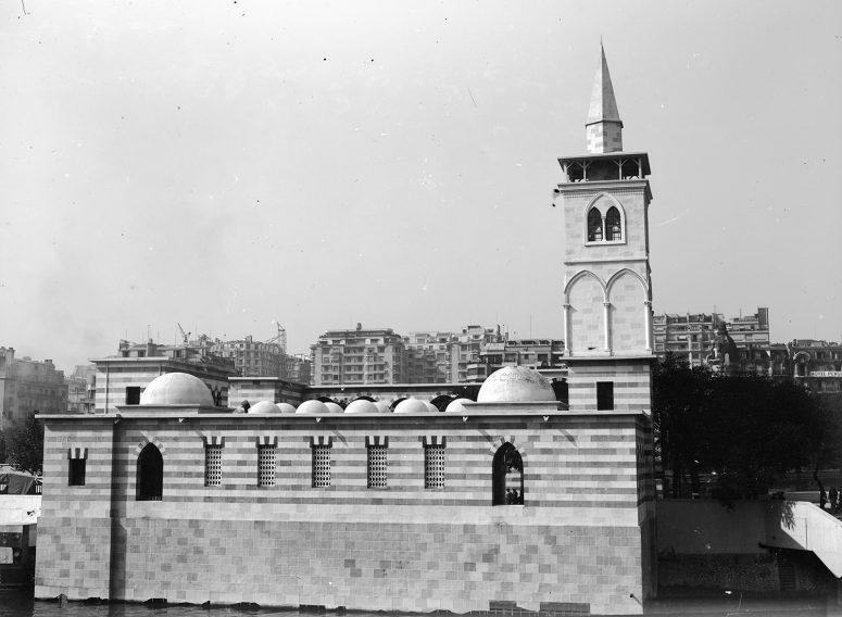Pavillon des États du Levant sous mandat français