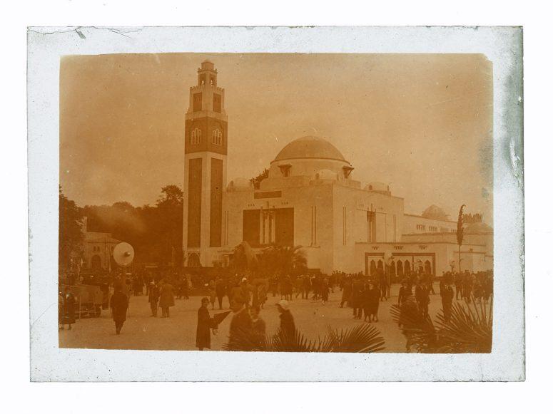Pavillon de l'Algérie
