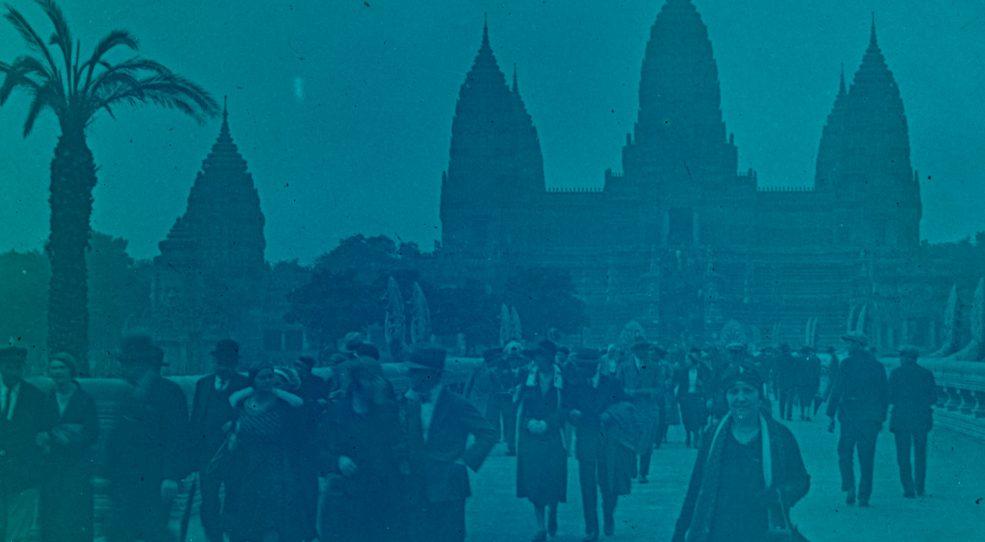 Les positifs bleus <small>de l'exposition coloniale de 1931</small>