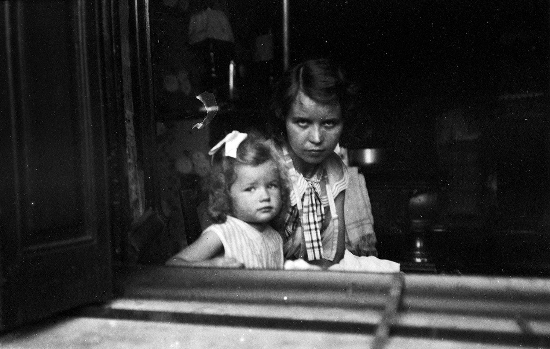 Portraits par la fenêtre