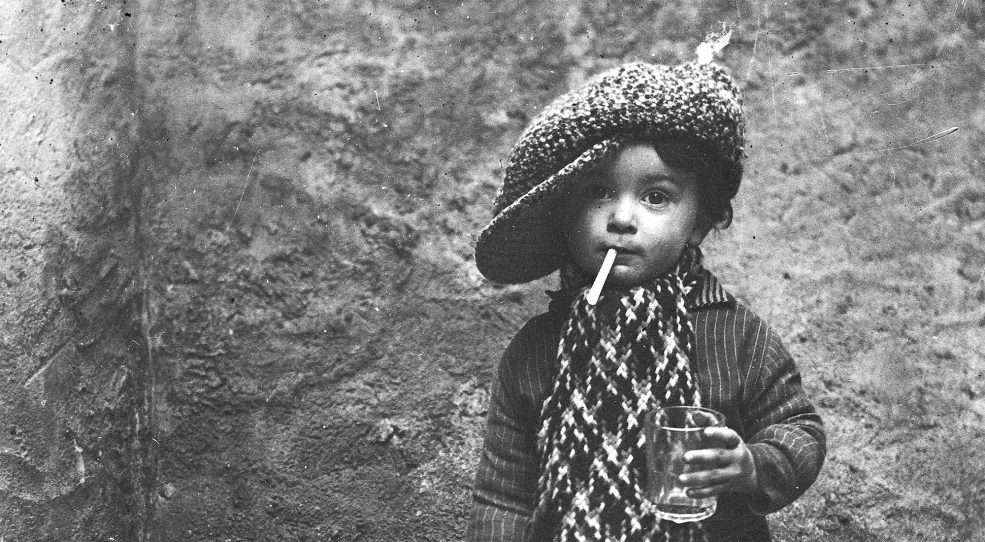 Petits et grands fumeurs