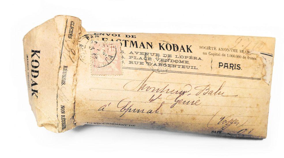 Les premiers films Kodak : une nouvelle ère photographique